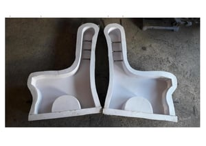 Garden Chair MS Mould