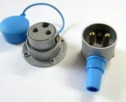 Metal Clad Plug & Socket