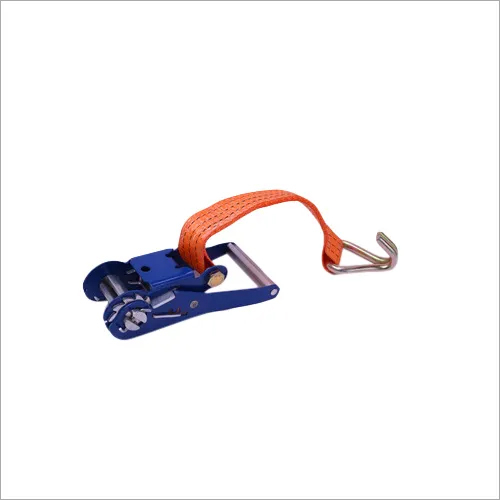 Ratchet Lever Hoist Lashing Belt Application: Industrial