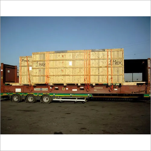 Industrial Cargo Lashing Services