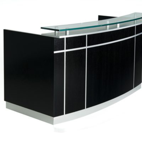 Reception counter table for office