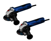 GWS8-45-2P 4-1/2 In. Angle Grinder 2-Pack
