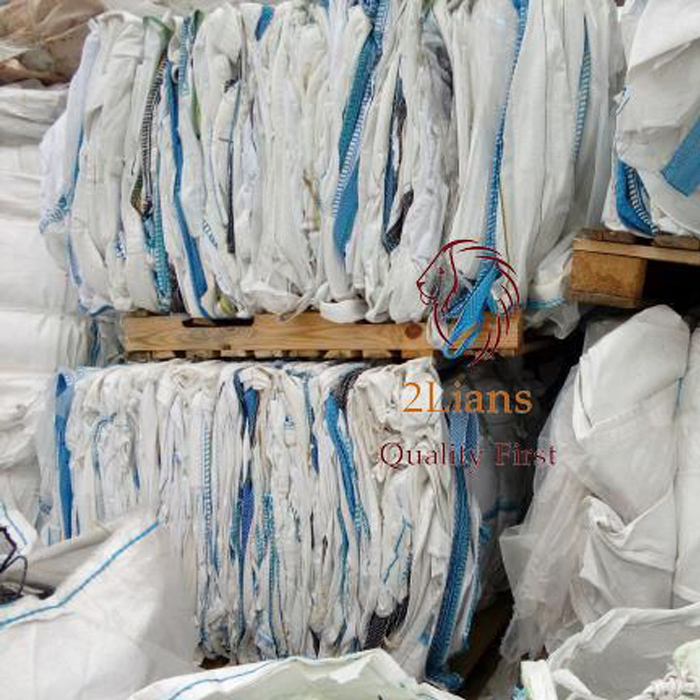 PP Jumbo Bags Grade a Polystyrene Bags Scrap Waste Recycled Plastic PP Woven