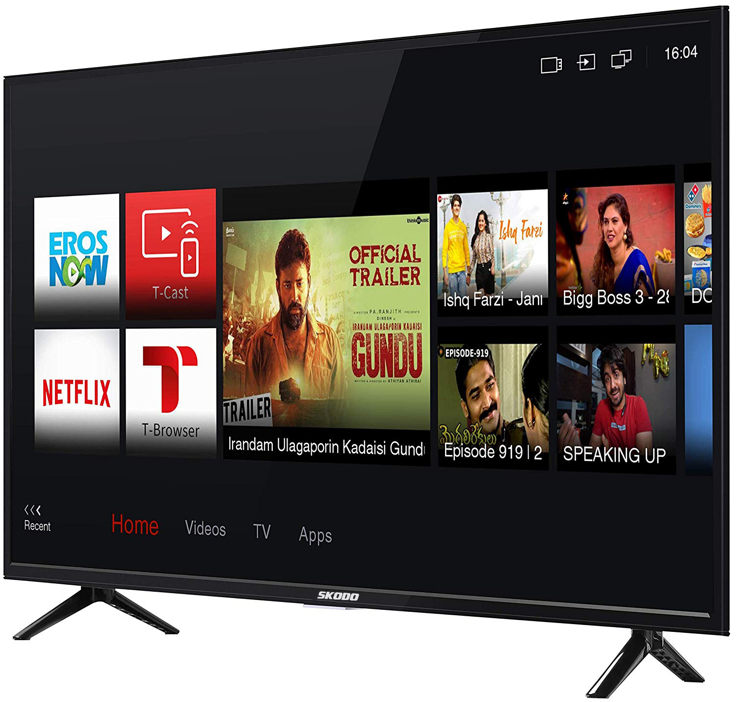 SKODO 40inch Full HD Smart LED TV