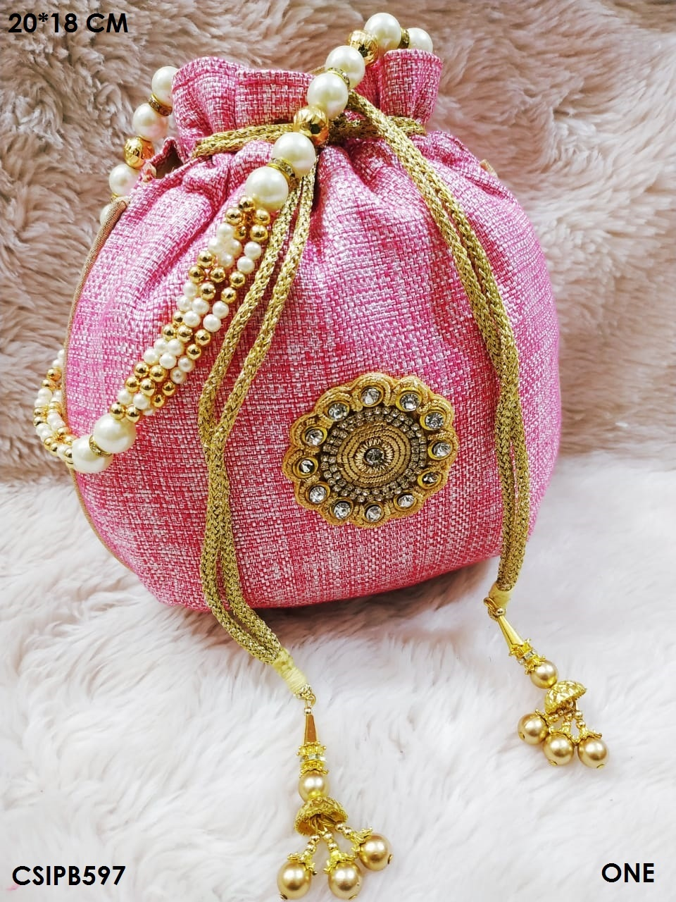 Beautiful & Elegant Potli Bags