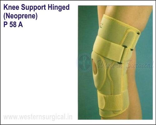 Knee Support Hinged (Neoprene)