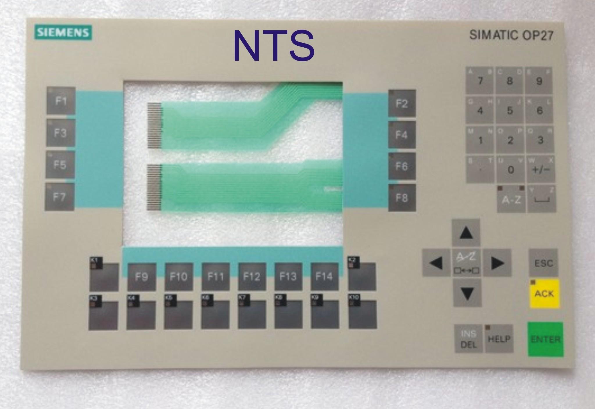Keypad for Siemens Simatic OP27 HMI Display