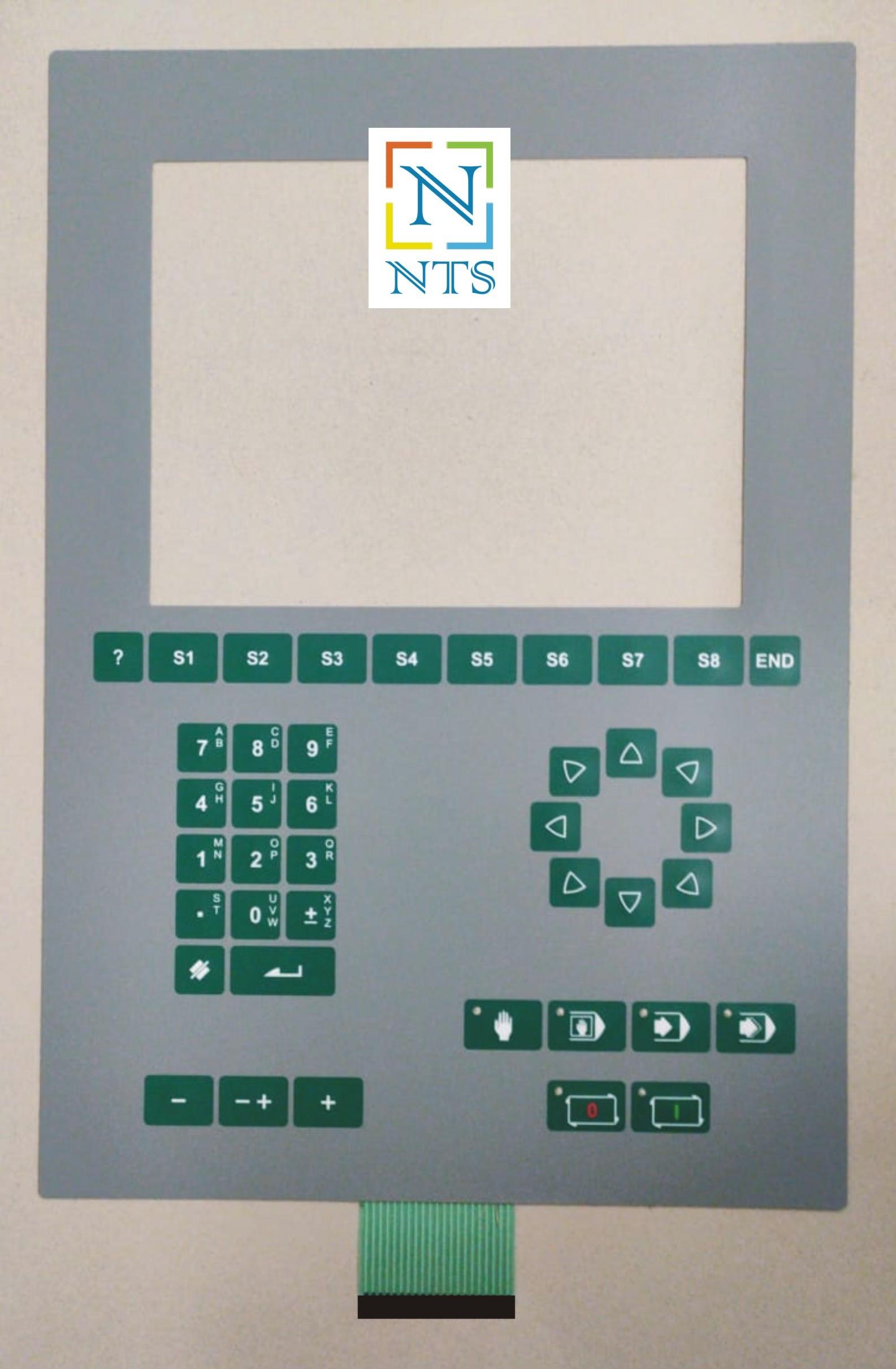 Keypad for Delem DA-56 CNC Controller
