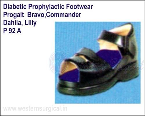 Diabetic Prophylactic Footwear Progait  Bravo