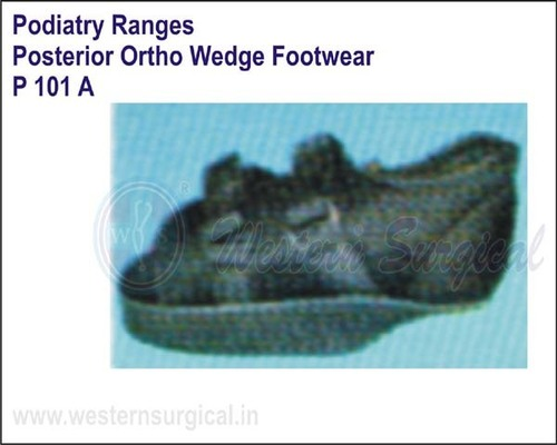Podiatry Ranges Dyna Anterior Ortho Wedge Footwear