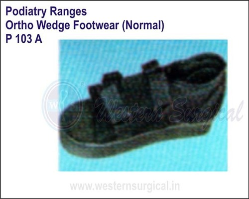 Podiatry Ranges  Ortho Wedge Footwear