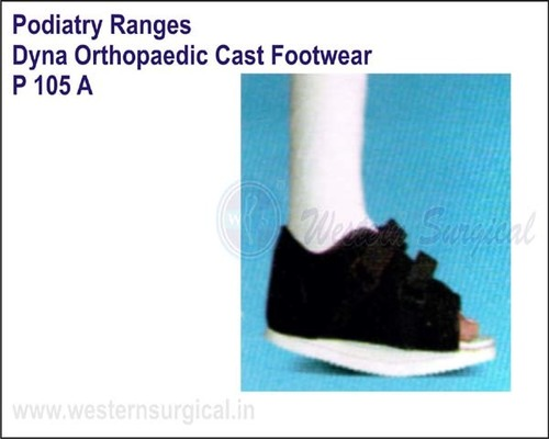 Podiatry Ranges Dyna Orthopedic Cast Footwear
