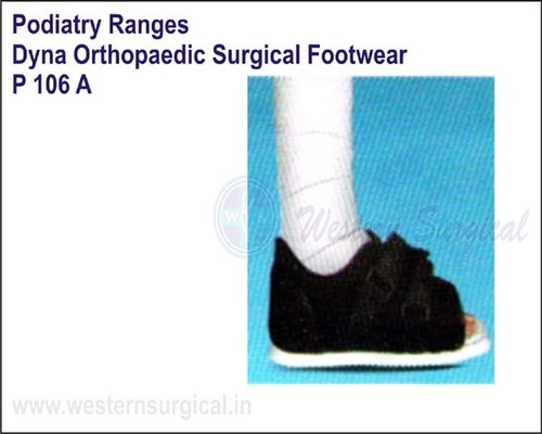 Podiatry Ranges Dyna Orthopedic Surgical Footwear