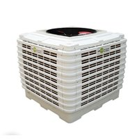 Thunder White Industrial Ducting Air Cooler