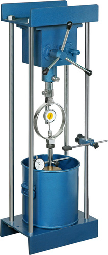 Swell Pressure Test Apparatus