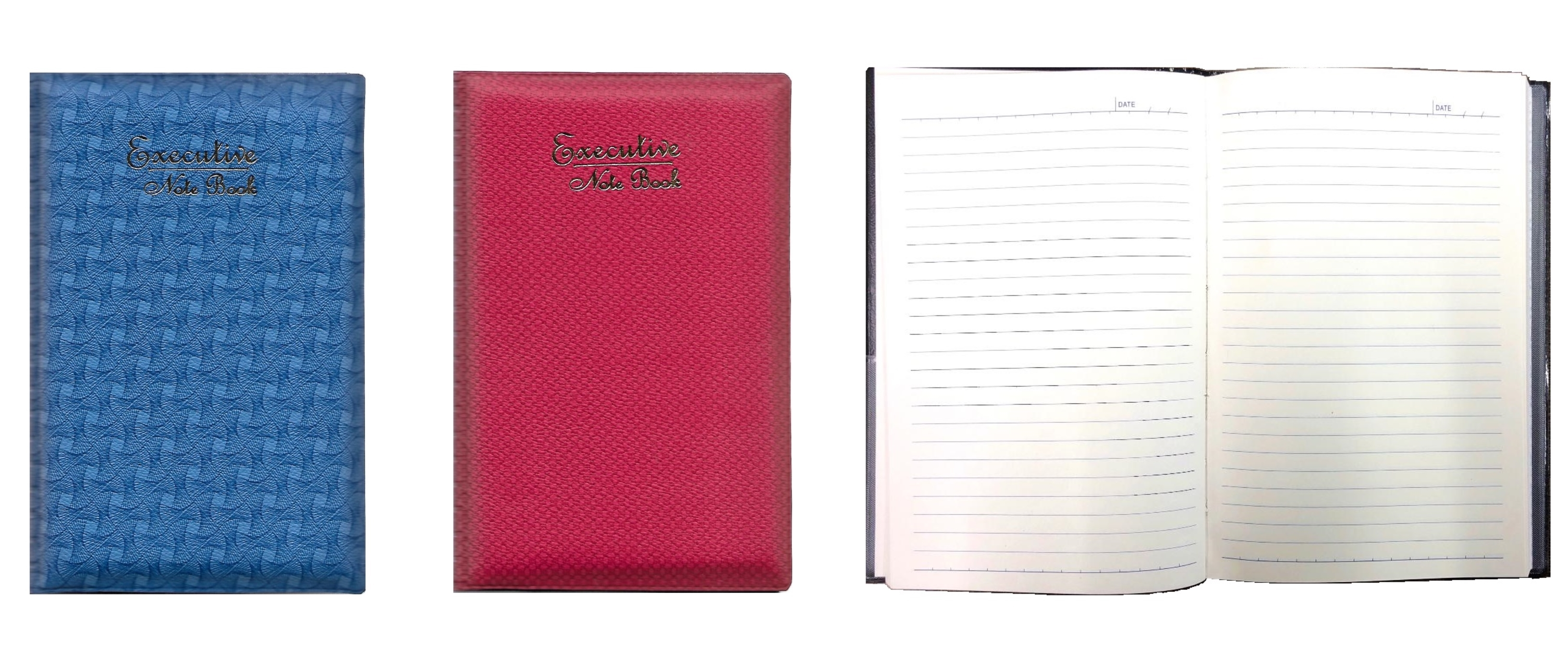 Chief Size Note Book, Foam Folder (128Pages & 224Pages)
