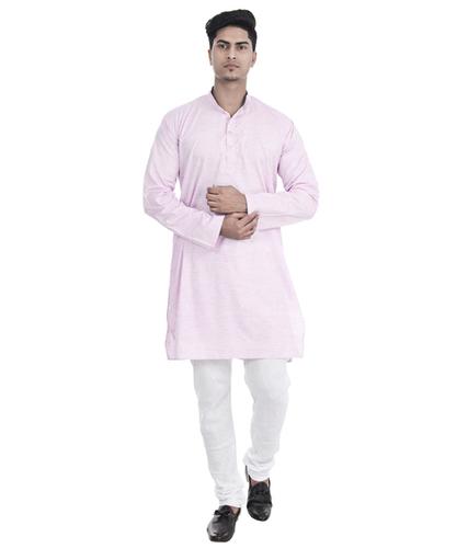 Ethnava Straight Fancy Lucknowi Mens Chikan Kurta
