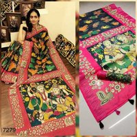 ORIGINAL DIGITAL PRINT SAREE