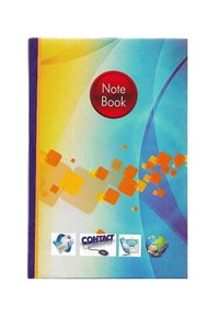 Table Size Notebook, Hard Binding (128Pages & 224Pages)