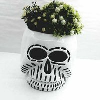 Ghost Shape Planter
