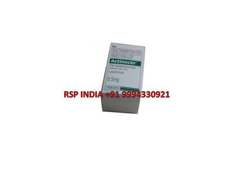 Actinocin 0.5Mg Injection