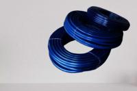 Metalic Blue Garden Pipes
