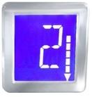 GLCD Elevator Display