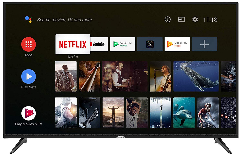 SKODO 50inch Smart HD TV
