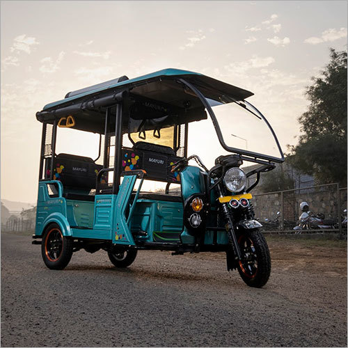 Electric Three Wheeler Rickshaw