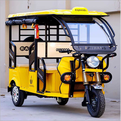 Four Seater E- Rickshaw