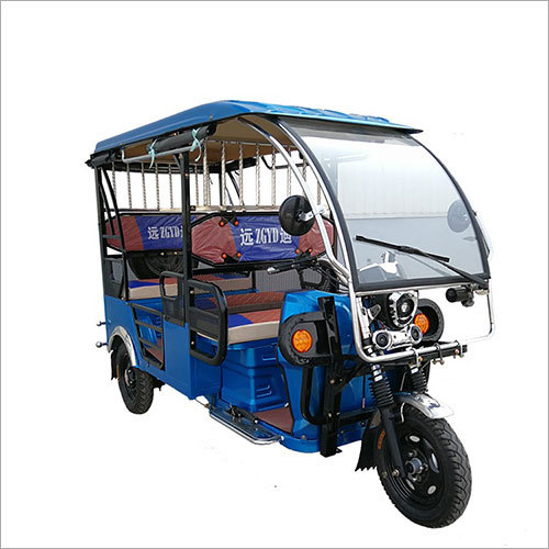 YUANDI Electric Rickshaw