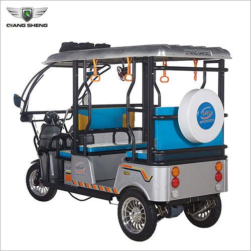 PIAGGIO Ape Electric Rickshaw