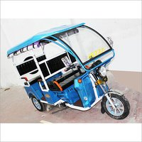 Battery Electric Rickshaw