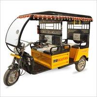 Classic Electric Rickshaw