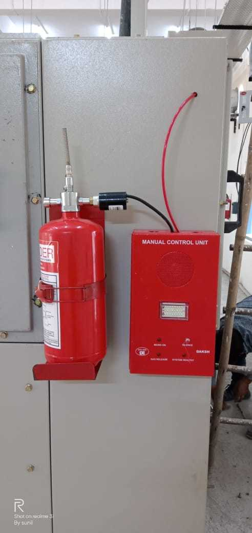 NOVEC 1230 Fire Suppression System