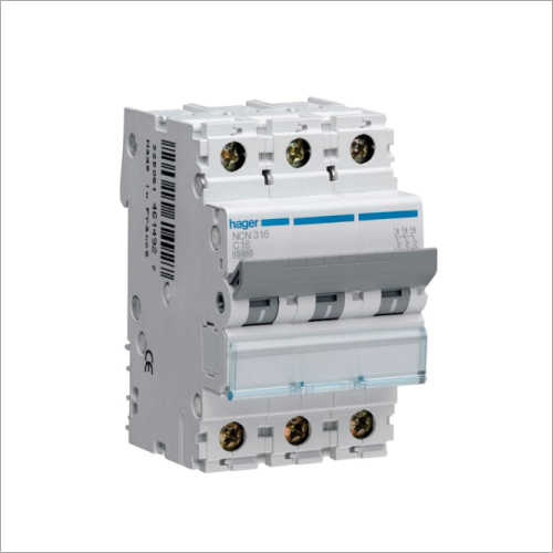 MCB Three Switchgear