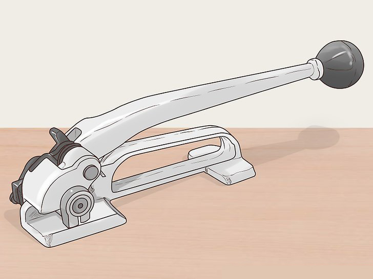 Steel Strapping Tensioner