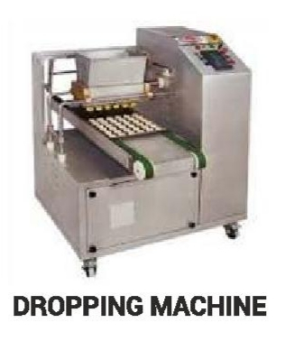 Food Process Drop Machine