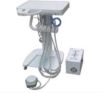 DENTAL TROLLY/CABINET WITH COMPRESSOR