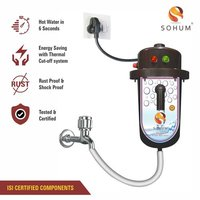 Instant Water Heater and Electric Geyser