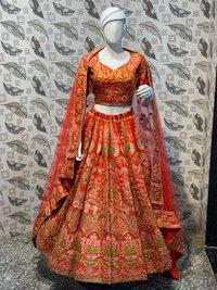 Ladies Designer Net Lehenga Choli