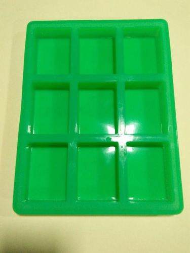Silicone Rubber Soap Mold