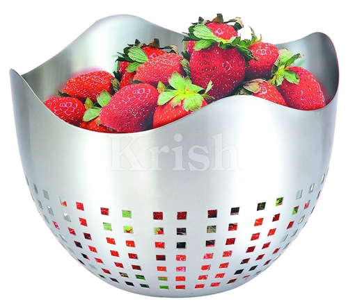 Prince Fruit Bowl with Round Cutting