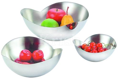 Heart Fruit Bowl
