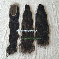 Raw Virgin Wavy Hair