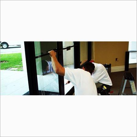 Glass Door Installation Services