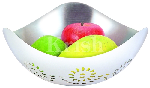 Opera Fruit Bowl With Sun Cutting