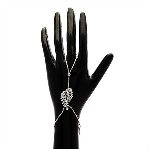 Ladies Ring Bracelet