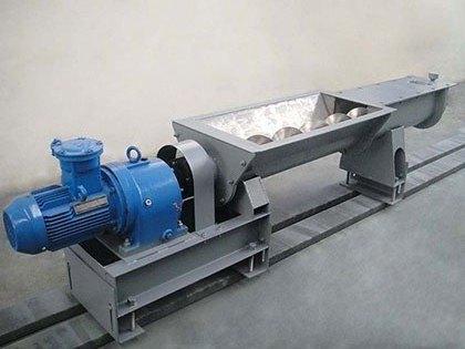 Cement Silo Feeding System