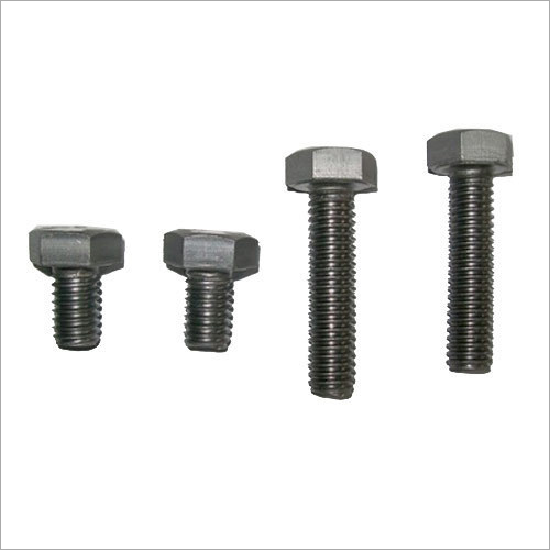 MS Hexagon Bolts